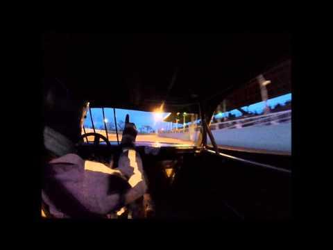 Phillips County Speedway Hornet with Shane Oknewski 4-11-2014