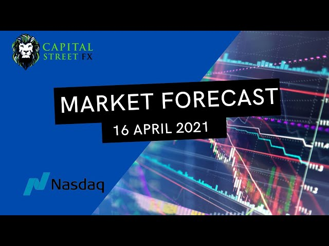 [Nasdaq Price] Technical Analysis By Capital Street FX - April 16, 2021