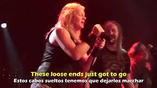 Nocturnal Rites - Not The Only (Lyrics on screen & Sub español - castellano) 2007 #AmayaDarkness#