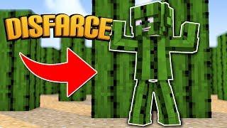 Minecraft: DISFARCE DE CACTO - (Esconde-Esconde)