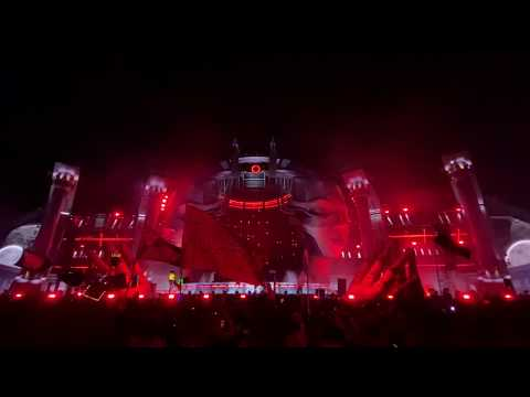Rezz EDC Orlando 2019 Kinetic Field Full Set