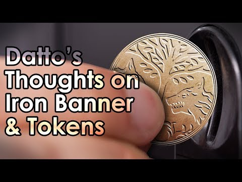 Destiny 2: Datto's Thoughts on Iron Banner & The Token System