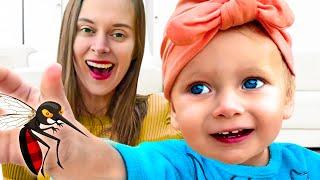Комарики - Детская песня | Песни для детей от Майи и Маши