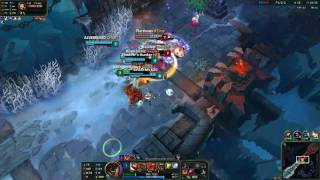 League of Legends Aram | Malphite | Duro como la piedra 7u7