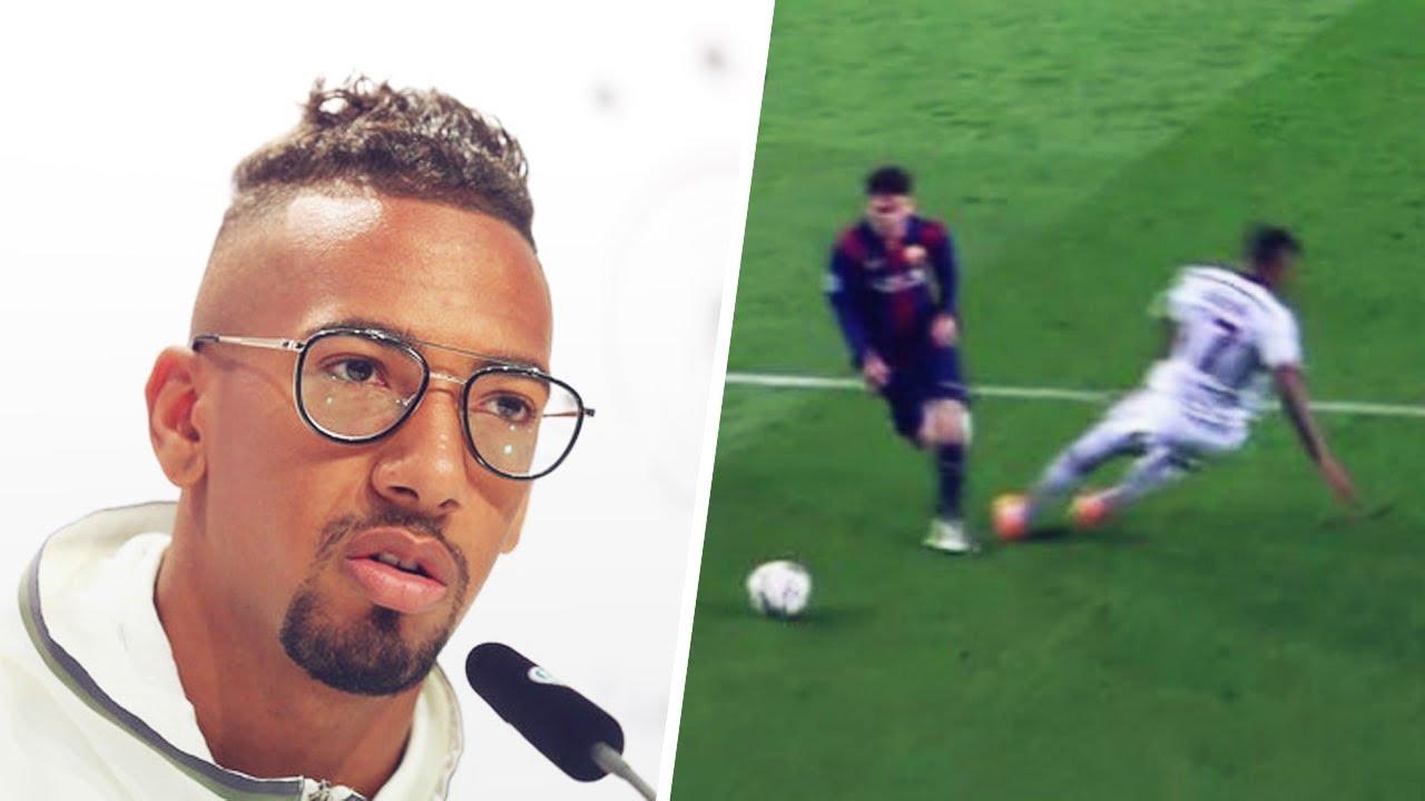 Jérôme Boateng revient enfin sur le jour où Leo Messi l'a humilié | Oh My Goal