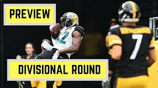 NFL Divisional Round Picks and Preview | NFL Playoffs 2018