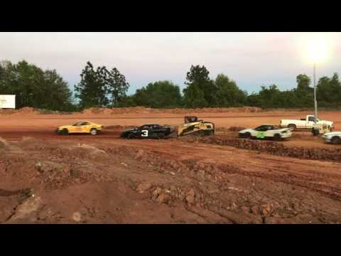 Southern Raceway - Road Course racing stinger style