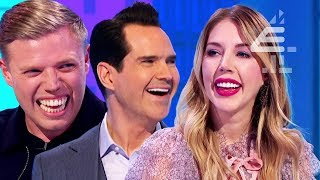 Rob Beckett's HILARIOUS Theresa May Quiche Analogy! | 8 Out of 10 Cats | Series 21