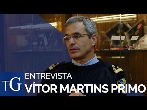 Entrevista ao Comandante Operacional da Proteção Civil de Vila Nova de Gaia, Vítor Martins Primo