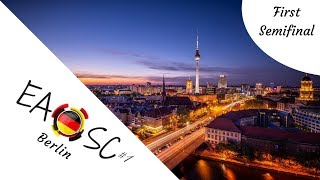 First Semifinal || Eurovision Artists Other Song Contest (#1) || Berlin ♪