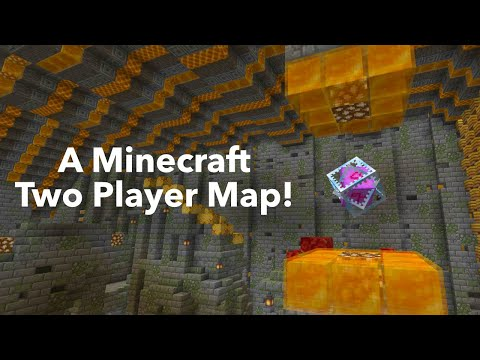 [Trailer] - Pseudo Elephant Trails - A Two Player Minecraft Puzzle Map