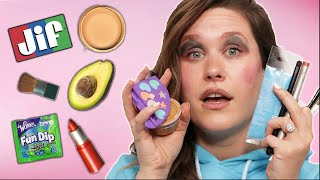Download The Try Wives Makeup Mystery Box Makeover Challenge Mp3 and Videos