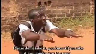 Hilarious Comedy Of Woli Agba In Take Heed