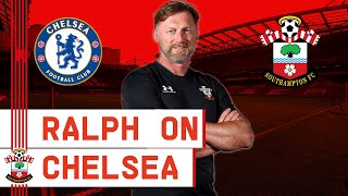 PRESS CONFERENCE: Ralph Hasenhüttl previews the trip to Chelsea