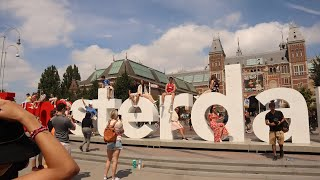 Talking About Amsterdam - Episode 3: Walking Through Museum Row