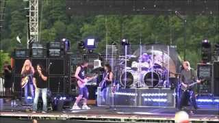 Boston - Rock and Roll Band - Artpark - Lewiston, New York - July 8, 2014