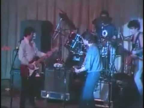 Gene Clark's Byrds 3. Strange Way Rick Roberts early 1986 Diamond Club, Toronto, Canada.