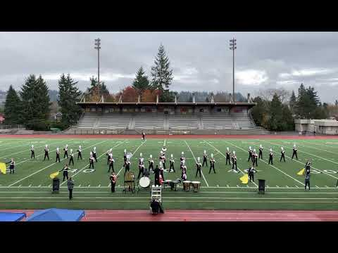 Granite Falls High School Marching Band 2019 - Auburn
