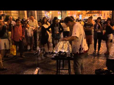 Classical Wine Glass Music Prague