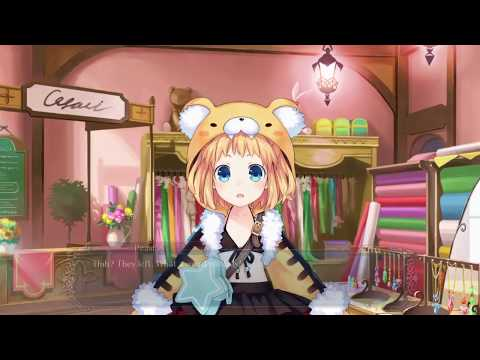 Cyberdimension Neptunia: 4 Goddesses Online Part 20 City Events Time