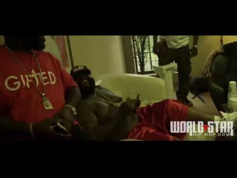 Gucci Mane Feat Rick Ross - Trap House 3 (Official Music Video)HD 720