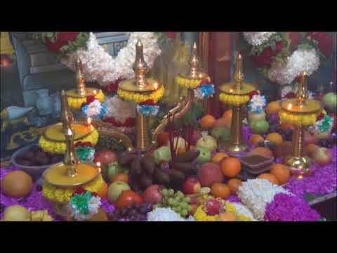 Marsling Gurusamy Ayyappan Padi Poojai (1st Jan 2017)