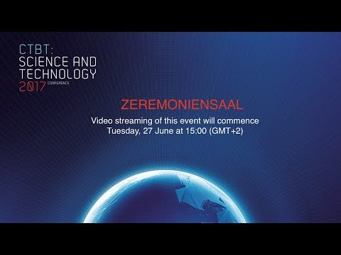 SnT 2017 - Zeremoniensaal - Tuesday Afternoon