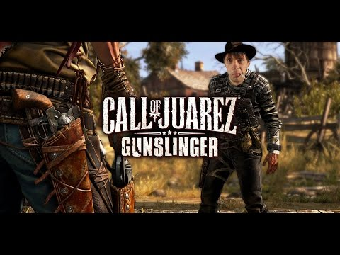 Call of Juarez Gunslinger - КОСТЯК КОВБОЙ