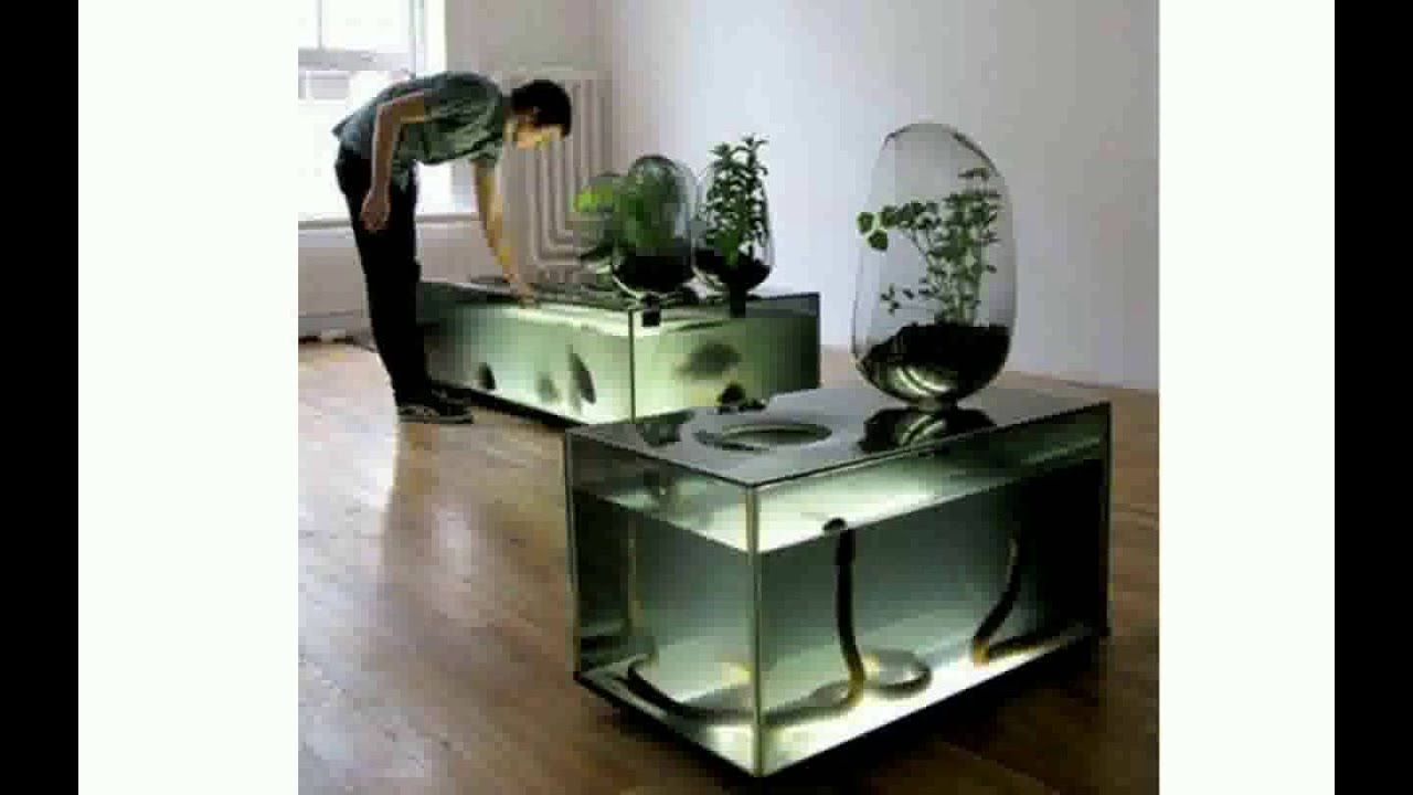 Aquarium decorations ideas youtube for Aquarium decoration diy