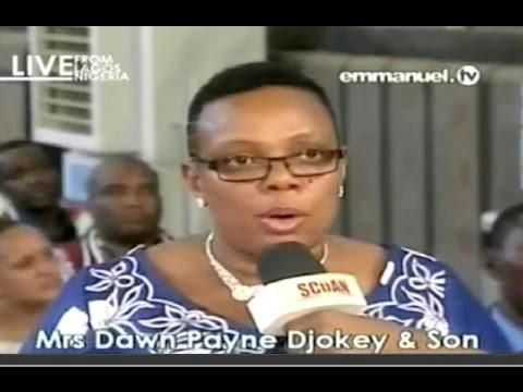 SCOAN 18/10/15: Testimony Time. Emmanuel TV