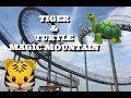 Visiting Duisburg's Tiger & Turtle Magic Mountain