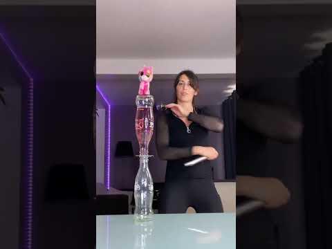 Performing Unique Tricks With Nunchucks