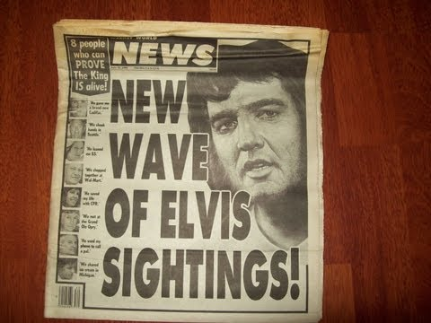 WORLD WEEKLY NEWS COLLECTION