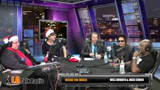 Tony Exum Jr Terry Wollman Ner De Leon on Inside The Music with Will and Jack Episode10