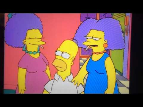 The Simpsons, Lisa cracks up! from YouTube · Duration:  10 seconds
