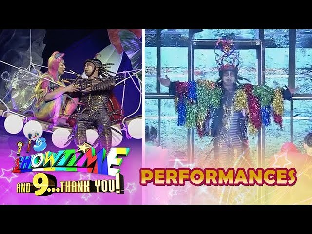It's Showtime Magpasikat 2018: Team Jhong and Karylle delights madlang people with a musical play