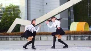 楽曲本家:一億円P様(sm17640624) 使用楽曲:のぶなが様(sm18102656) 参考動画:高速姉妹様(sm18488144) やっこ(Dancer) Twitter:https://twitter.com/yakko928 ...