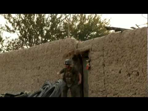 1/6 Marines Take Fire at Patrol Base Georgetown in Kajaki, Afghanistan