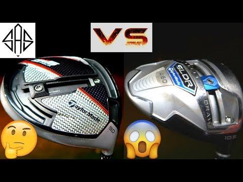 EXPENSIVE VS CHEAP: Taylormade M5 Vs Taylormade SLDR Driver (Review)
