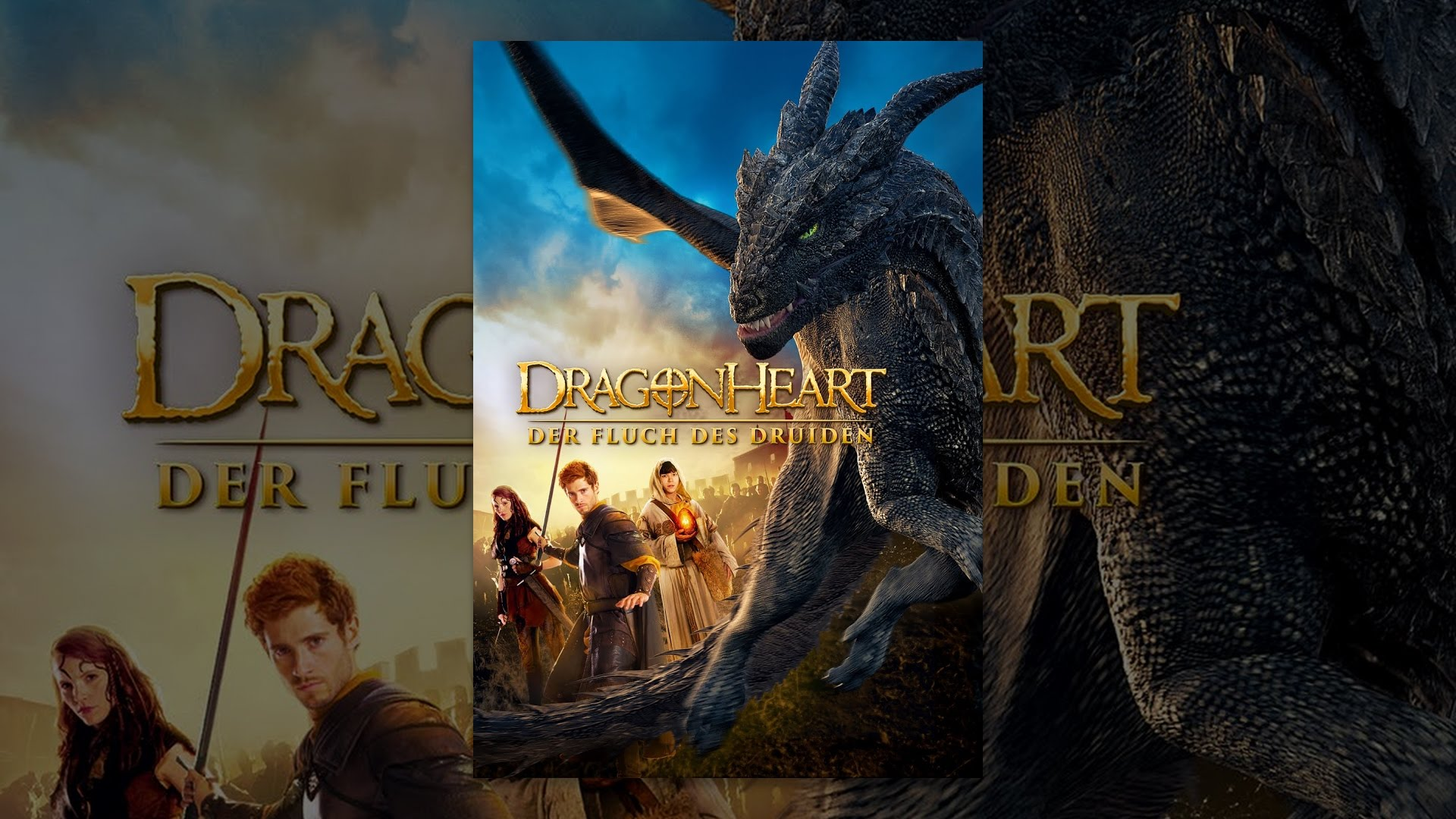 Dragonheart Der Fluch Des Druiden