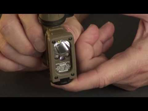 Streamlight Sidewinder Compact® II Training Video