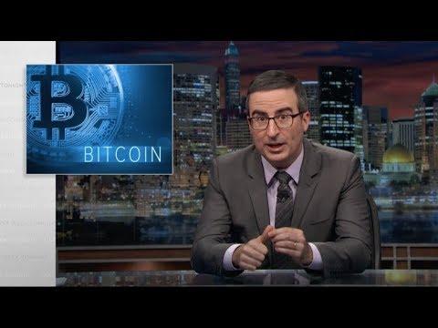 John Oliver Talks Bitcoin, Bitcoin Cant Hit 10,000 And Crypto Mining In Europe