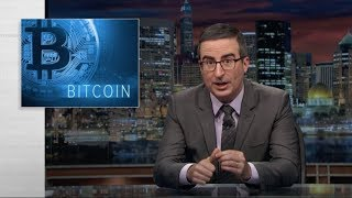 John Oliver Talks Bitcoin, Bitcoin Cant Hit 10,000 And Crypto Mining In Europe