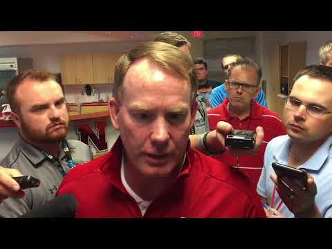 HOL HD: Husker AD Shawn Eichorst talks following loss to Northern Illinois