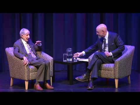 Freeman Dyson with Neal Stephenson and Robbert Dijkgraaf: Maker of Patterns