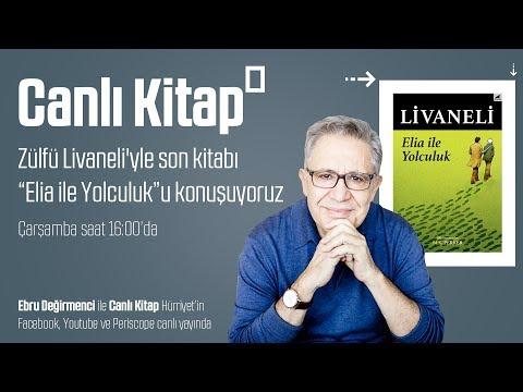 #CanlıKitap - Zülfü Livaneli'nin son kitabı Elia ile Yolcuk'u konuşuyoruz
