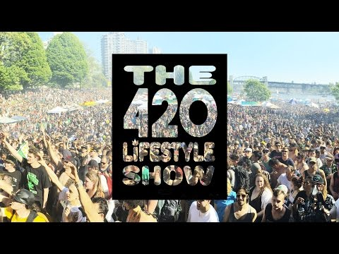 The 420 Lifestyle Show with Carly Marley & Bcbudgal: Smoking at Sunset Beach