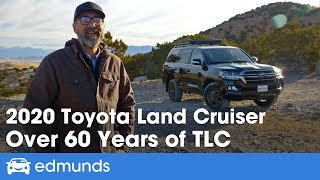2020 Toyota Land Cruiser Heritage Edition Review — On- and Off-Road Test Drive