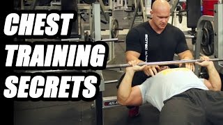 How to Train Chest, BodyPower Muscle Building Session with Ben Pakulski