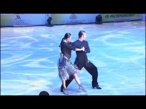 Pro-Am, Latin B, Autumn Moscow Cup 2015